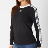 /achat-t-shirts-manches-longues/adidas-tee-shirt-manches-longues-femme-3-stripes-dh3183-noir-145042.html