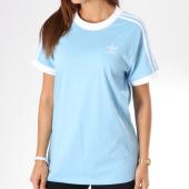 /achat-t-shirts/adidas-tee-shirt-femme-3-stripes-dh3146-bleu-clair-145063.html