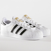 /achat-baskets-basses/adidas-baskets-superstar-d96799-footwear-white-core-black-gold-145088.html