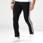 /achat-jogger-pants/john-h-jogger-pant-bande-brodee-p331-noir-blanc-145143.html