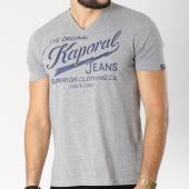/achat-t-shirts/kaporal-tee-shirt-bruce-gris-chine-145147.html