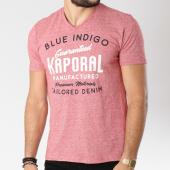 /achat-t-shirts/kaporal-tee-shirt-felto-rouge-chine-145155.html