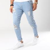 /achat-jeans/siksilk-jean-skinny-troue-distressed-12994-bleu-wash-145116.html