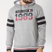 /achat-sweats-capuche/teddy-smith-sweat-capuche-bandes-brodees-sadri-gris-chine-145145.html
