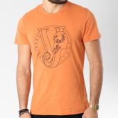 /achat-t-shirts/versace-jeans-tee-shirt-print-round-b3grb75k-orange-145060.html