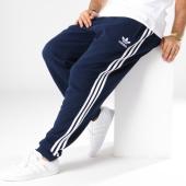 /achat-pantalons-joggings/adidas-pantalon-jogging-bandes-brodees-3-stripes-dj2118-bleu-marine-blanc-145267.html