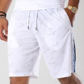 /achat-shorts-jogging/anthill-short-jogging-avec-bandes-floral-blanc-145397.html