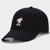 /achat-casquettes-de-baseball/cayler-and-sons-casquette-dabbin-noir-145221.html