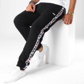/achat-pantalons-joggings/fila-pantalon-jogging-bande-brodee-tadeo-682365-noir-blanc-145310.html