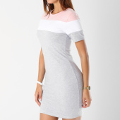 /achat-robes/girls-only-robe-manches-courtes-femme-3333-gris-blanc-rose-145287.html