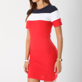 /achat-robes/girls-only-robe-manches-courtes-femme-3333-rouge-blanc-bleu-marine-145289.html