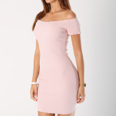 /achat-robes/girls-only-robe-femme-6171-rose-145292.html