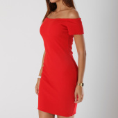 /achat-robes/girls-only-robe-femme-6171-rouge-145294.html