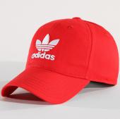 /achat-casquettes-de-baseball/adidas-casquette-trefoil-dj0884-rouge-blanc-145475.html