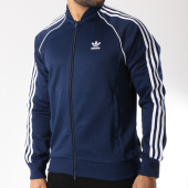 /achat-vestes/adidas-veste-zippee-avec-bandes-brodees-sst-dh5822-bleu-marine-blanc-145763.html