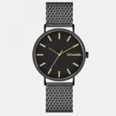 /achat-montres/d-franklin-montre-verona-noir-dore-145563.html