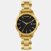 /achat-montres/d-franklin-montre-master-date-dore-noir-145633.html