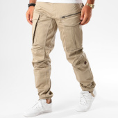 /achat-pantalons-cargo/g-star-pantalon-cargo-rovic-zip-3d-tapered-d02190-5126-beige-145503.html