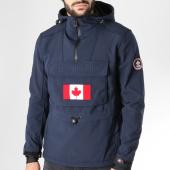 /achat-vestes/canadian-peak-veste-capuche-patchs-brodes-tokano-bleu-marine-145796.html