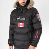 /achat-doudounes/canadian-peak-doudoune-fourrure-patchs-brodes-boreak-noir-145859.html