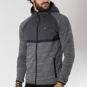 /achat-sweats-zippes-capuche/geographical-norway-sweat-zippe-capuche-fragile-gris-anthracite-chine-145848.html