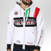 /achat-sweats-zippes-capuche/geographical-norway-sweat-zippe-capuche-flitaly-blanc-145861.html