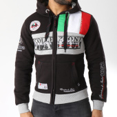 /achat-sweats-zippes-capuche/geographical-norway-sweat-zippe-capuche-flitaly-noir-145863.html