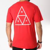 /achat-t-shirts/huf-tee-shirt-essential-triple-triangle-rouge-blanc-145942.html