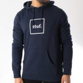 /achat-sweats-capuche/huf-sweat-capuche-box-logo-bleu-marine-145949.html