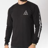 /achat-t-shirts-manches-longues/huf-tee-shirt-manches-longues-essentials-triple-triangle-noir-145953.html