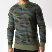 /achat-sweats-col-rond-crewneck/petrol-industries-sweat-crewneck-swr306-vert-kaki-camouflage-145925.html