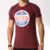 /achat-t-shirts/petrol-industries-tee-shirt-tsr607-bordeaux-145928.html