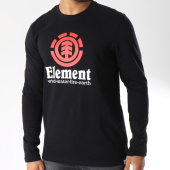 /achat-t-shirts-manches-longues/element-tee-shirt-manches-longues-vertical-noir-146045.html