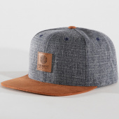 /achat-snapbacks/element-casquette-snapback-state-ii-bleu-clair-chine-marron-146083.html