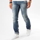 /achat-jeans/le-temps-des-cerises-jean-slim-comfort-711-448-bleu-denim-146010.html