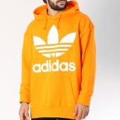 /achat-sweats-capuche/adidas-sweat-capuche-oversize-trefoil-dh5768-orange-blanc-146113.html