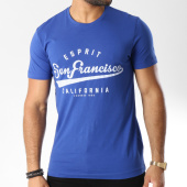 /achat-t-shirts/esprit-tee-shirt-998ee2k802-bleu-roi-146102.html