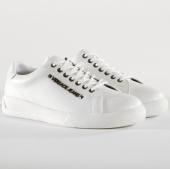 Baskets Coating Lettering Linear Versace Jeans Noir Cw0HC1q eca7147ccff