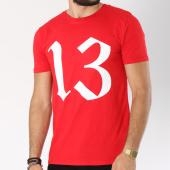 /achat-t-shirts/13-block-tee-shirt-logo-rouge-146309.html