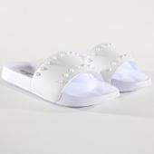 /achat-claquettes-sandales/classic-series-claquettes-spikes-blanc-146275.html