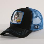 /achat-trucker/dragon-ball-z-casquette-trucker-vegeta-noir-bleu-clair-146216.html