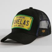 /achat-trucker/hechbone-casquette-trucker-plaque-favelas-noir-jaune-vert-146188.html