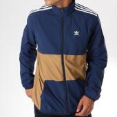 /achat-vestes/adidas-veste-zippee-class-action-dh3862-bleu-marine-marron-146436.html