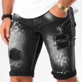 /achat-shorts-jean/john-h-short-jean-9900-noir-146445.html