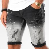 /achat-shorts-jean/john-h-short-jean-9880-noir-gris-146450.html