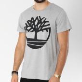 /achat-t-shirts/timberland-tee-shirt-seasonal-logo-a1n8y-gris-chine-146407.html