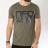 /achat-t-shirts/neochrome-tee-shirt-hall-stars-vert-kaki-146521.html