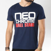/achat-t-shirts/neochrome-tee-shirt-impact-bleu-marine-146526.html