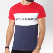 /achat-t-shirts/neochrome-tee-shirt-tricolore-tech-bleu-marine-rouge-blanc-146530.html