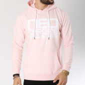 /achat-sweats-capuche/neochrome-sweat-capuche-hall-stars-rose-pale-146557.html